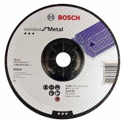 Disco de Desbaste de 7 Pol. para Metal - Standard