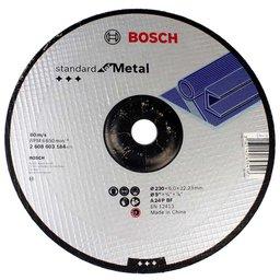 Disco de Desbaste Standard para Metal 230mm