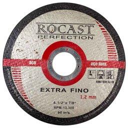 Disco de Corte Extra Fino 4.1/2 Pol. x 1,2mm