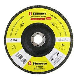 Disco Flap de 180mm com Grão 220 para Construção
