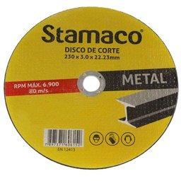 Disco de Corte de 230mm para Metal