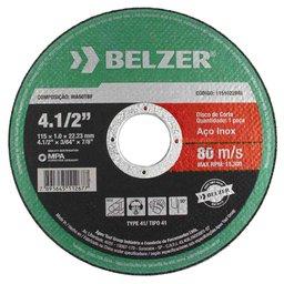 Disco de Corte de 4-1/2 Pol. para Aço Inox