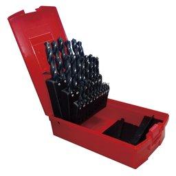 Jogo de Brocas de 1 a 13mm com 25 Peças