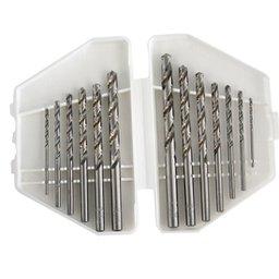 Jogo Broca de Aço Rapido 13 Peças 1,5 á 6,5mm