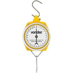 Balança Suspensa Tipo Relógio 25 Kg