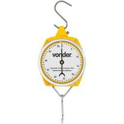 Balança Suspensa Tipo Relógio 50 Kg