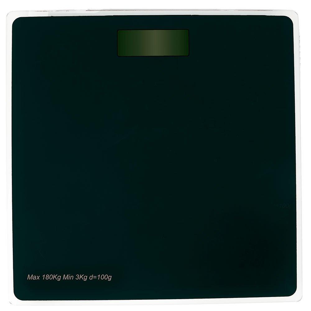 Balança Digital em Vidro  com 4 Sensores Preta