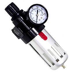 Filtro de Ar Regulador de Pressão 1/2Pol.