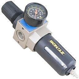 Filtro Regulador de Ar 1/2 Pol. 2.600L/min
