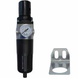 Filtro Regulador Médio 1/2 Pol. 175 PSI 1800L/min