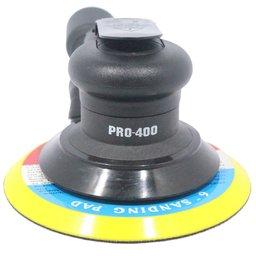 Lixadeira Roto Orbital Pneumática 6 Pol. com Aspiração