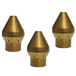 Kit Bico Lava Tubo com 3 Unidades