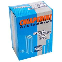 Grampo em Barretes para Grampeadores Pneumáticos 25mm com 5000 Unidades
