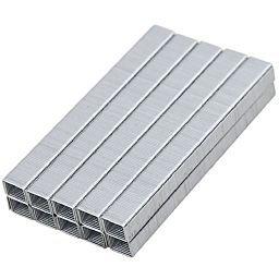 Caixa de Grampos de 10mm em Barretes com 2500 Unidades
