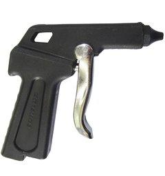 Pistola de Ar para Limpeza Preta 1/4Pol.