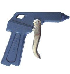 Pistola de Ar para Limpeza Azul 1/4Pol.