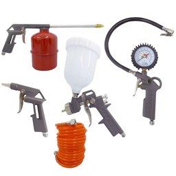 Kit 5 Peças para Compressor