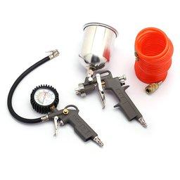 Kit de Pintura com 4 Peças para Motocompressores