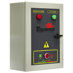 Painel de Transferência Automático Trifásico 12,5KVA 220V