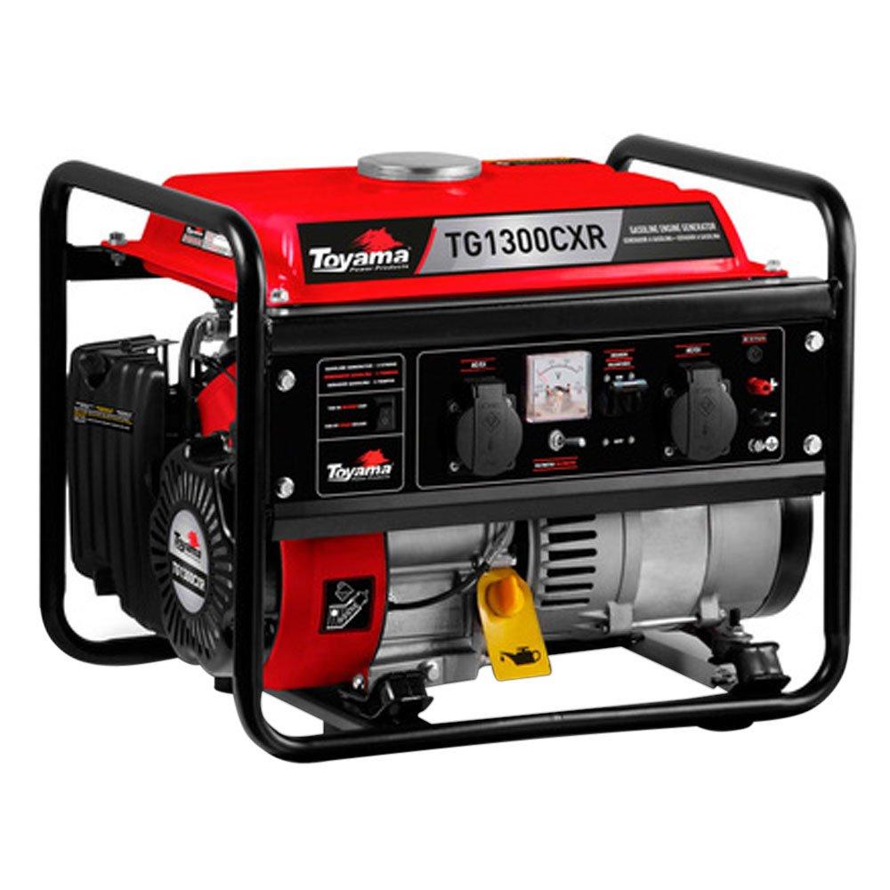 Gerador a Gasolina TG1300CXR 1,25 kVA 96CC 4T Partida Manual