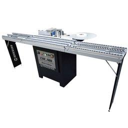 Coladeira de Borda Mono 80mm 2500 x 400 mm 1500W 220V com Mesa Roletada