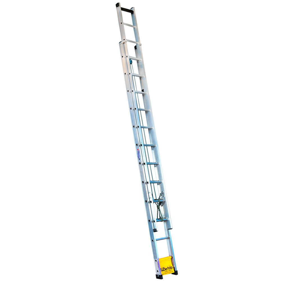 Escada Extensível Vazada 390 x 660 Cm com 21 Degraus