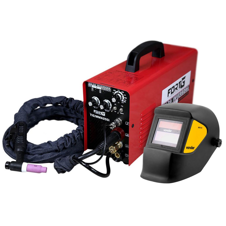 Kit Máquina de Solda Multifuncional FORTGPRO-FG4313 200A Bivolt + Máscara de Solda com Escurecimento Automático