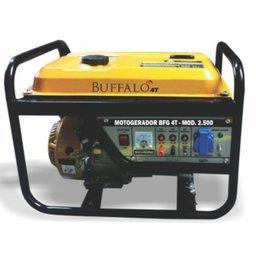 Gerador de Energia à Gasolina BFG 2500 6,5CV 2,8 KW com Partida Manual