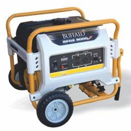 Gerador de Energia à Gasolina BFGE 8000 8KW 15CV 115/230V Mono. com Partida Elétrica