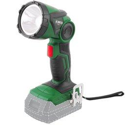 Lanterna LED Sbat Scar 18V sem Bateria e Carregador