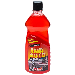 Detergente Automotivo Lava Auto com Cera 500ml