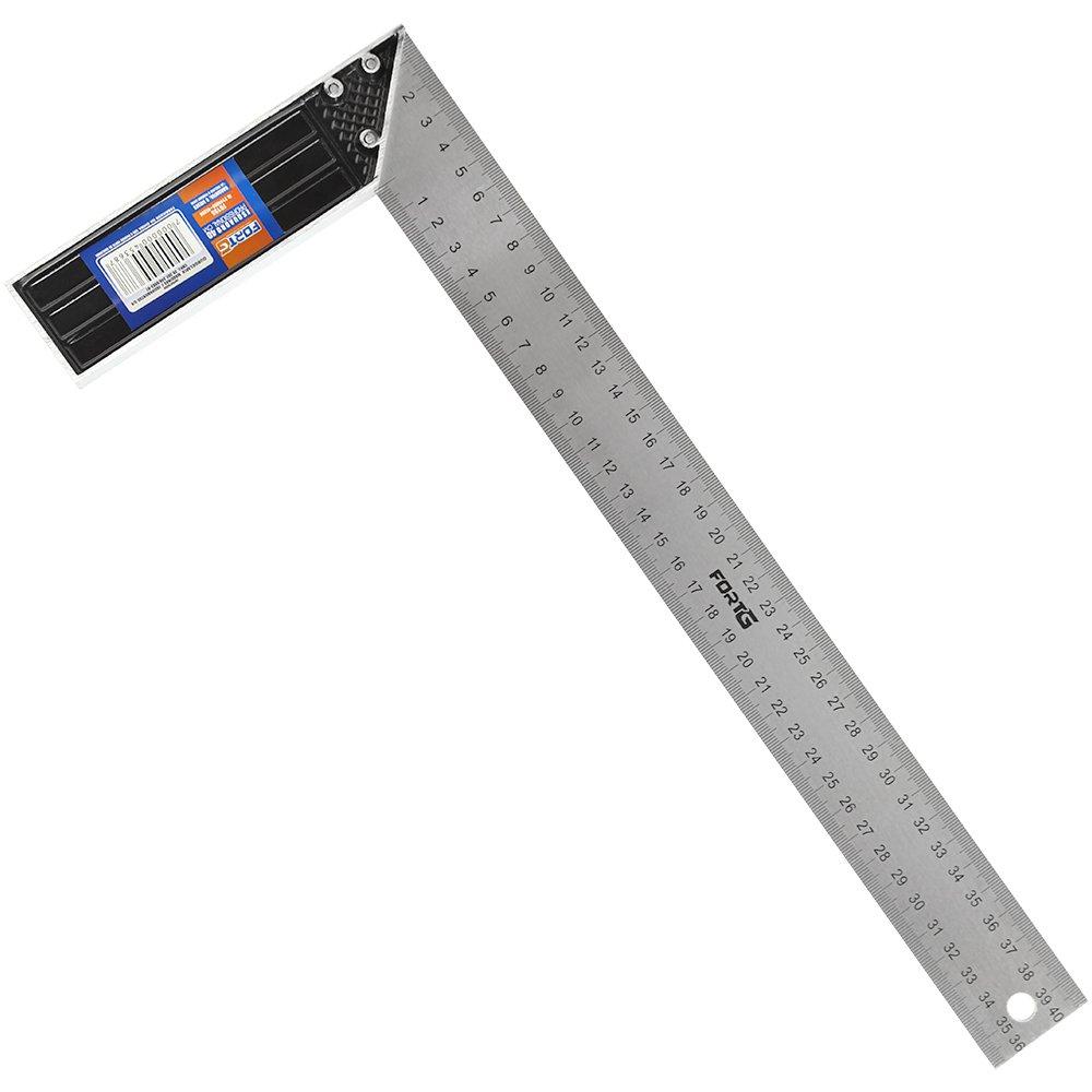 Esquadro Metálico Profissional 40cm