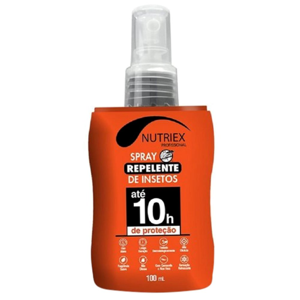 Spray Repelente de Insetos 10h Oil Free 100ml
