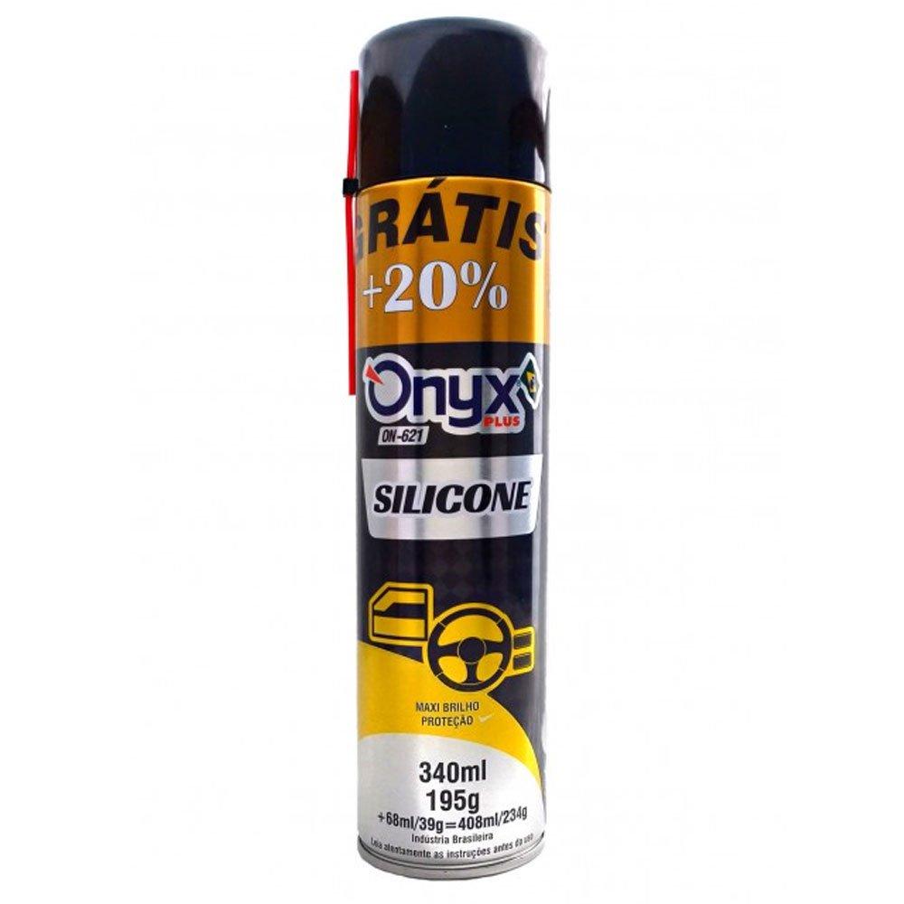 Silicone Spray 340ml + 68ml Grátis