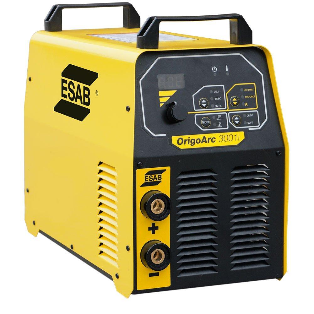Máquina de Solda Inversora 3001I 110/220 Monofásica e 220/380/440V Trifásica
