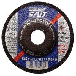 Disco Abrasivo de Desbaste  4.1/2 x 6 x 7/8 Pol.