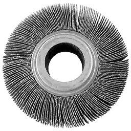 Roda de Lixa Lamelar 50 x 150mm Grão 100