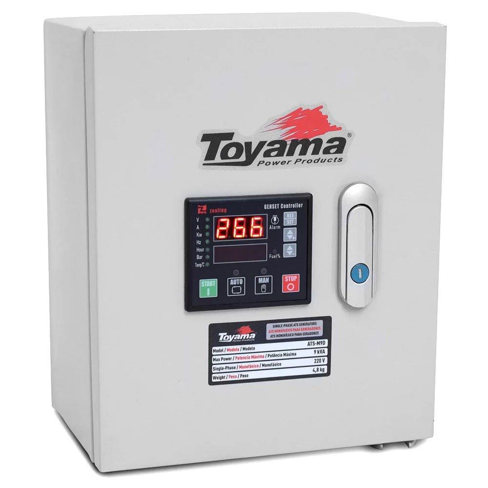 Painel de Transferência Automático Monofásico 110V para TDG7000 e TDG8500