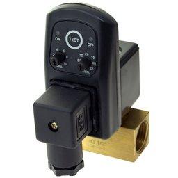 Purgador Eletrônico 2 Vias 10 l/min 1/2Pol. 220/240V