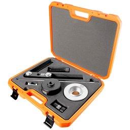 Kit de Ferramentas para Extrair e Instalar a Embreagem da Caixa de Transmissão VW e Audi com 5 Peças