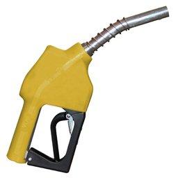 Bico Automático de Abastecimento Amarelo 70l/min com Ponteira Longa 3/4Pol.