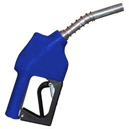 Bico Automático de Abastecimento Azul 75l/min com Ponteira Longa 3/4Pol.
