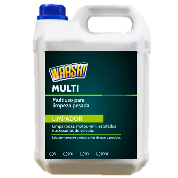 Detergente Multi Uso Waash 5 Litros