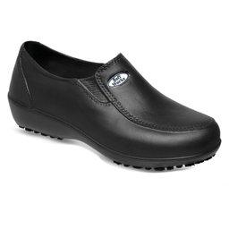 Sapato Feminino de Segurança Preto Tamanho 34