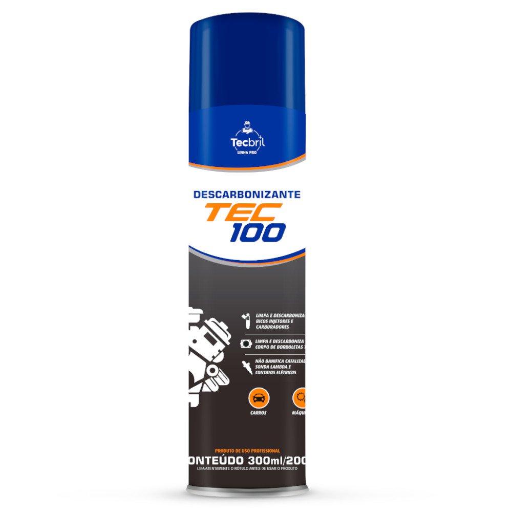 Descarbonizante TEC100 300ml/200g