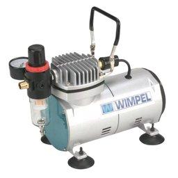 Compressor para Aerográfo 1/6 HP Bivolt