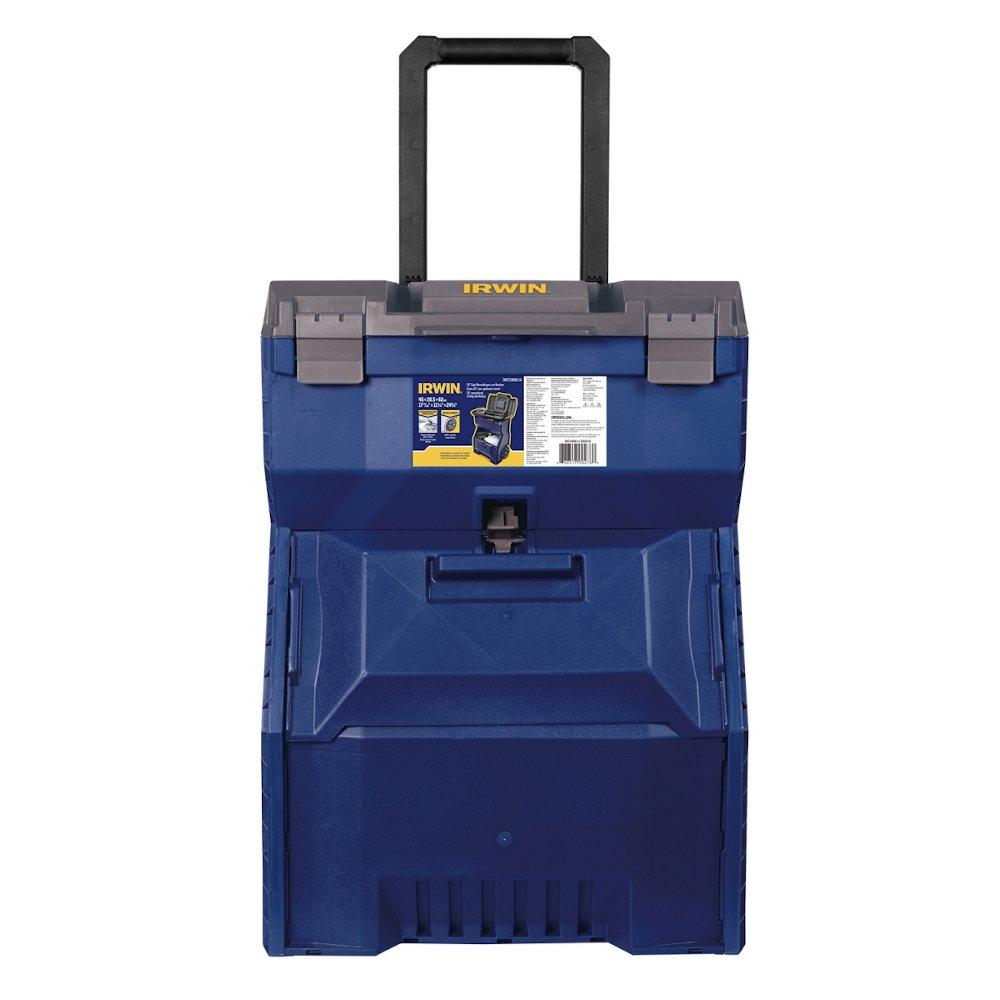 Caixa de Ferramentas Monobloco 35 kg com Rodas