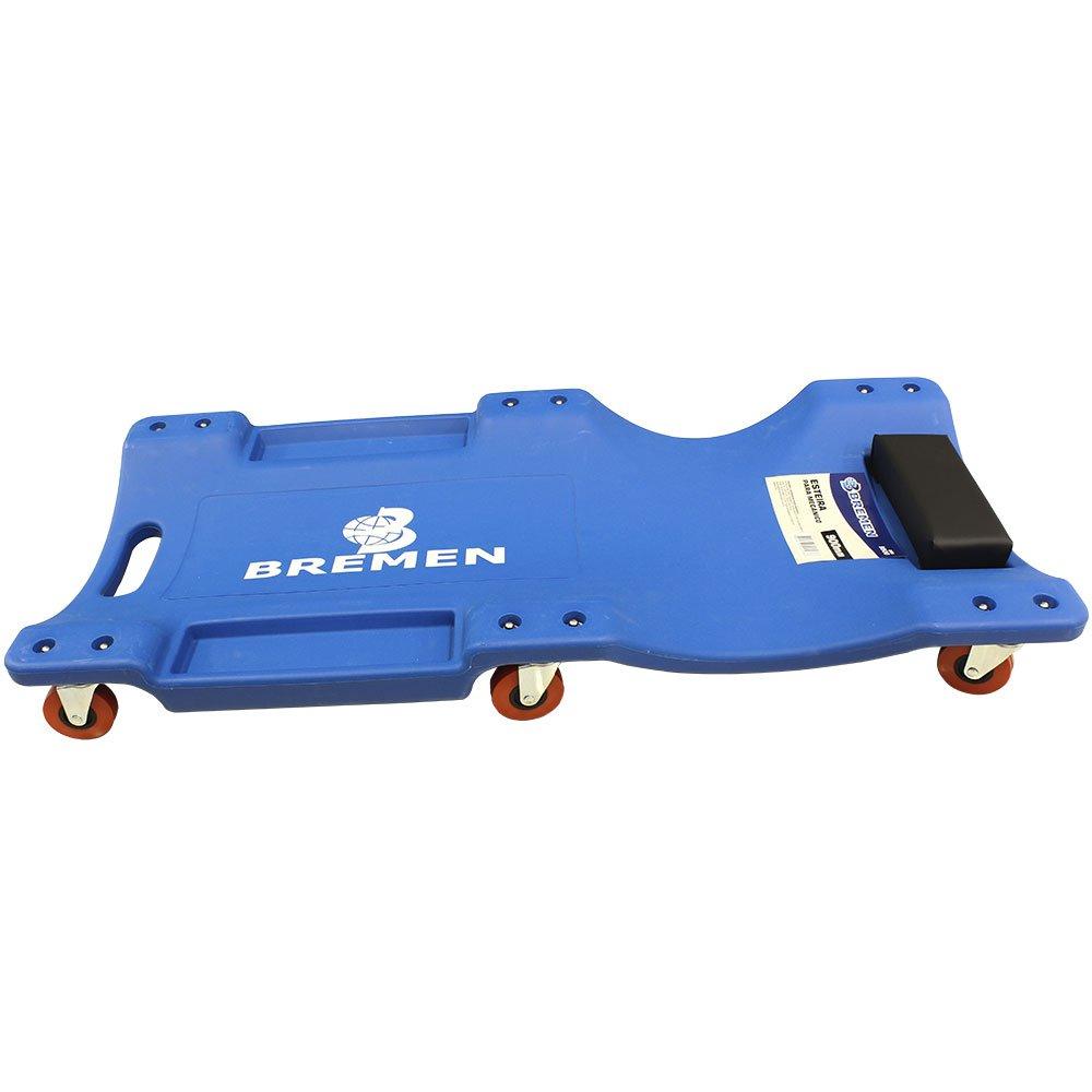 Carro Esteira para Mecânico 930mm com Encosto