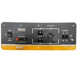 Painel Controle Motogerador BFGE 8000