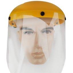 Protetor Facial Hospitalar 8 Pol. com Carneira